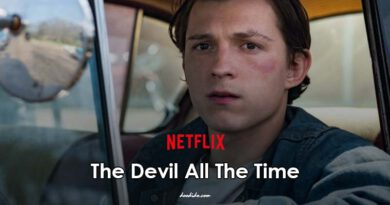 The Devil All The Time